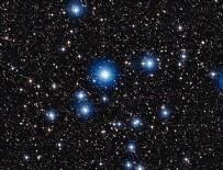 BENZERLIK - Samanyolu'nun merkezinde yeni yıldız ailesi keşfedildi