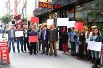 ALI ÖZTÜRK - Samsun'da Dolar Protestosu