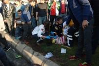 KARAKÖPRÜ - Şanlıurfa'da Okul Servisi Takla Attı Açıklaması 6'Sı Ağır 20 Yaralı