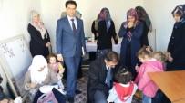 İNLICE - Sincik'de El Sanatları Kurslarına Yoğun İlgi