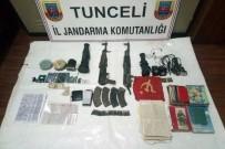 KESKİN NİŞANCI - Tunceli'de 3 Terörist Öldürüldü