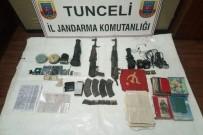 KESKİN NİŞANCI - Tunceli'de Şehitlerin Kanı Yerde Kalmadı