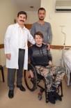 ALAADDIN KEYKUBAT - Tunceli Gazisi'ne Hastanede Sürpriz Doğum Günü