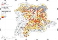 EROZYONLA MÜCADELE - Türkiye'de Heyelan Tehlike Haritaları Hazırlanıyor