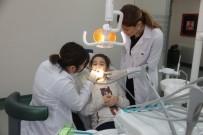 Ücretsiz Diş Tedavisi Çocukların Yüzünü Güldürüyor