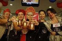 GÜLSÜM KABADAYI - Yabancı Gelinler En Güzel Türk Kahvesini Yapmak İçin Yarıştı