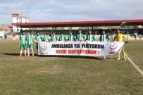NECATI ŞENTÜRK - Yeşil Kırşehirspor Farklı Kazandı