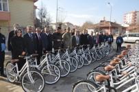 ERDOĞAN TURAN ERMİŞ - Zile'ye Fiziksel Aktivite İçin 150 Bisiklet