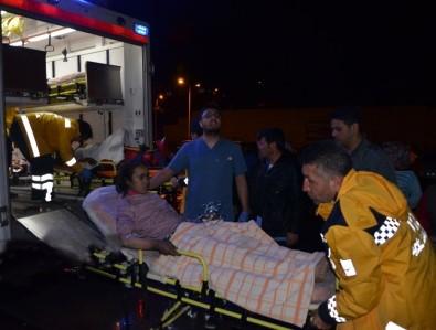 Adana'daki Öğrenci Yurdu Yangını