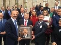 HALIL ELDEMIR - AK Parti Bilecik Merkez İlçe Teşkilatı Ankara'da