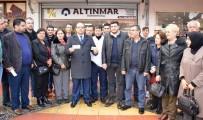 DÖVİZ BÜROSU - AK Parti'den Dolar Bozma Kampanyası