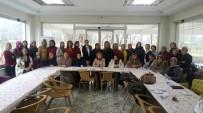 ÇAYDEĞIRMENI - AK Parti Kadın Kolları Kahvaltıda Buluştu