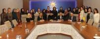 ALI YıLMAZ - AK Parti Osmangazi Kadın Kolları'nda Yeni Dönem