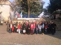 GEZİ REHBERİ - Akademi Lise Öğrencileri Bursa'da İnceleme Gezisine Katıldı