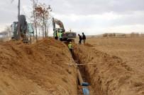 GÜZERGAH - Akyürek Açıklaması 'Kadınhanı Grup Suyu 26 Yerleşim Yerine Hayat Olacak'