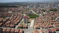 ÜÇPıNAR - Ankara'da 1071 Malazgirt Bulvarı Üzerindeki Gecekondu Kaldırıldı