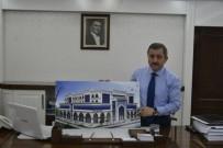 HÜSEYIN ANLAYAN - Anlayan Açıklaması 'Yeni Belediye Binasında Önemli Bir Aşamayı Geçtik'