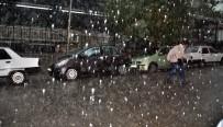 PAZARCI ESNAFI - Aydın'da Aylardır Beklenen Yağış Selle Geldi