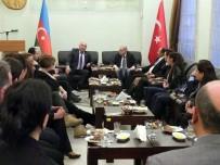 HAYDAR ALİYEV - Azerbaycan Kars Başkonsolosu Nuru Guliyev Öğretmenlerle Buluştu