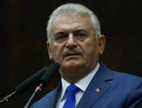 BAŞKANLIK SEÇİMİ - Başbakan Yıldırım grup toplantısında konuştu...