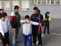 BEYOĞLU BELEDIYESI - Beyoğlu'nda 12 Bin Çocuk Daha 'Ok' Atacak