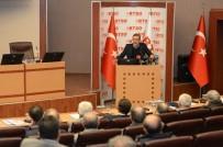 LİDERLER ZİRVESİ - BTSO Yönetim Kurulu Başkanı İbrahim Burkay Açıklaması