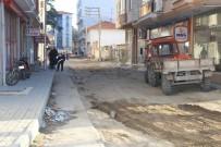 Burhaniye' De Yol Seferberliği