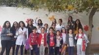 BAHÇEŞEHIR - Büyükler Miniklerin Okulunu Güzelleştirdi