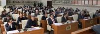HAMDOLSUN - Büyükşehir'in Bütçesi Oy Birliğiyle Kabul Edildi