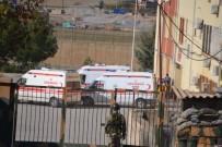 CEZAEVİ YANGINI - Siirt Cezaevi'nde yangın: 2 kişi zehirlendi