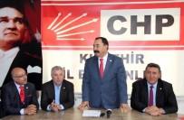 ÇETIN ARıK - CHP Kırşehir'e 'Emek Bürosu' Kuruyor