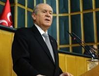 MHP - Devlet Bahçeli muhalefet dersi
