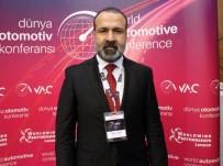 AKILLI ULAŞIM - Dünya Otomotiv Konferansı'nda Geleceğin Otomobilleri Konuşuldu