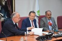 YAŞAR AKSANYAR - Dursunbey OSB Kuruluş Protokolü İmzalandı