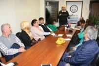 DIYALOG - Eskişehir Kent Konseyi Gönüllülük Eğitimlerine Başladı