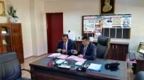 İŞBİRLİĞİ PROTOKOLÜ - Fen Edebiyat Fakültesi İle Bilim Ve Sanat Merkezi Arasında Protokol İmzalandı