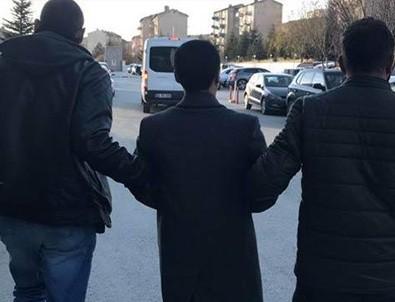 FETÖ'nün 'bölge sorumlusu' tutuklandı