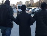 FETÖ TERÖR ÖRGÜTÜ - FETÖ'nün 'bölge sorumlusu' tutuklandı