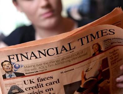 Financial Times Türk ekonomisini övdü