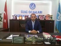ÜLKÜ OCAKLARı - Gaziantep Ülkü Ocaklarından Türkmenler İçin Yardım Kampanyası