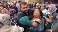 ŞEHİT ASKER - Gaziantepli Şehit Son Kez Baba Ocağında