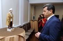 SELIM PARLAR - Geleneksel Türk El Sanatları Karma Sergisi Açıldı