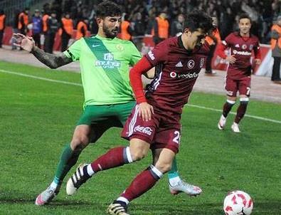 Beşiktaş kupaya galibiyetle başladı