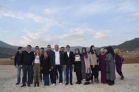 GRUP GENÇ - Gençlerden Bayırköy Beldesi'ne Ziyaret