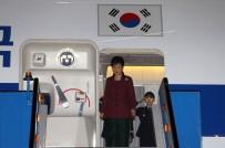 GÜNEY KORE - Güney Kore Devlet Başkanı İstifa Kararı Aldı