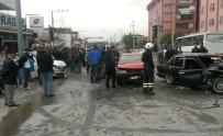 Hatay'da Trafik Kazası Açıklaması 1 Ölü, 3 Yaralı