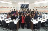 LABORATUVAR - İşletme Bölümü Öğrencilerinden Ticaret Borsası'na Ziyaret