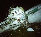 YOLCU UÇAĞI - İşte Uçak Kazasının Olay Yeri Görüntüleri