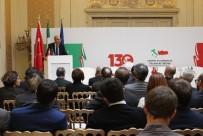 İTALYAN - İtalya Büyükelçisi Açıklaması 'Türkiye İle Savunma Sanayisi'nde Ticaretin Artmasını İsterim'