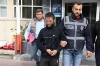 ELEKTRİK KABLOSU - Kablo Hırsızını Darp Edip Polise Teslim Ettiler